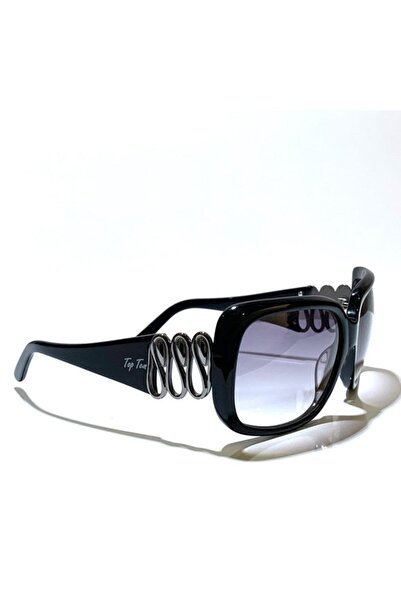 YANKS Kadın Siyah Kemik Gözlük