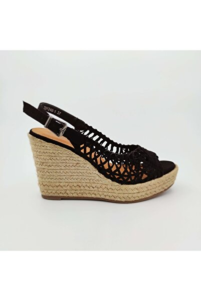 Guja Siyah Kadın Topuklu Ayakkabı