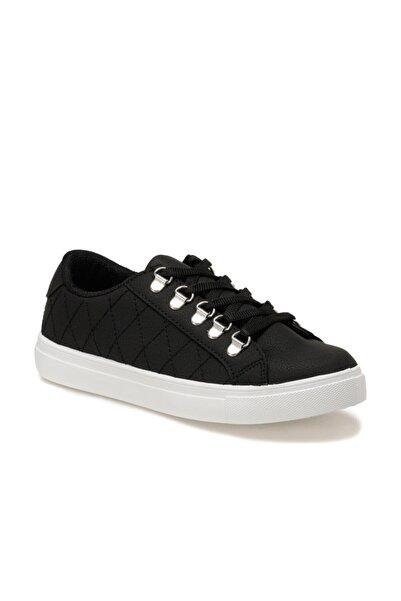 ART BELLA CW20004 Siyah Kadın Havuz Taban Sneaker 100571698