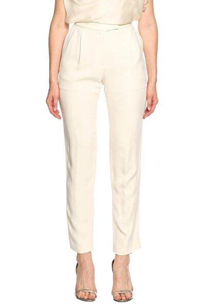 Elie Saab Kadın Beyaz Pantolon