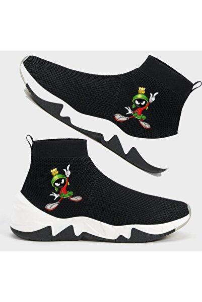 Art's Marvin The Martian Çorap Formlu Sneaker Ayakkabı