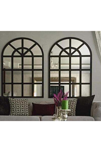aynajı Pencere Model Dekoratif Ayna