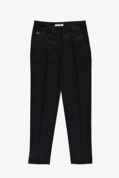 Lacoste Kadın Siyah Pantolon HF2107