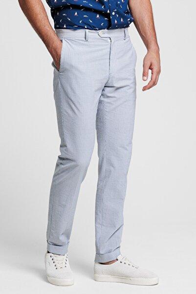 Gant Erkek Krem Slim Fit Chino Pantolon 1505067