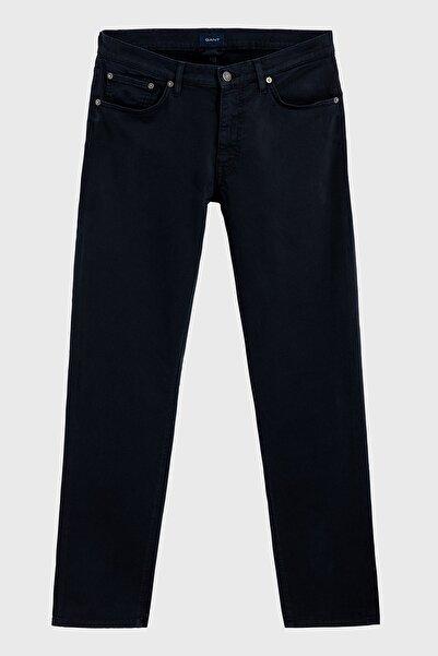 Gant Erkek Lacivert Slim Fit Denim Pantolon 1010208