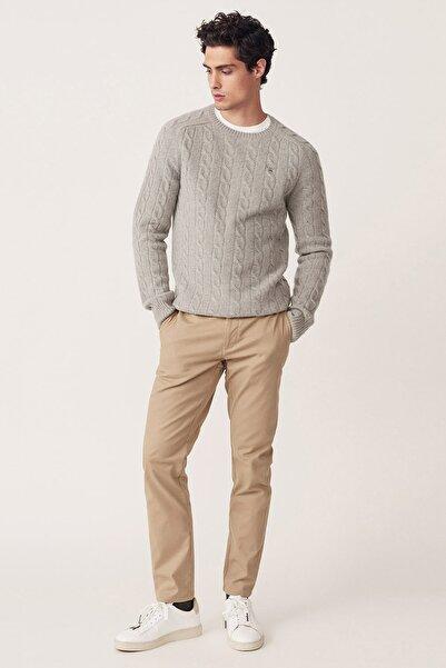 Gant Erkek Bej Slim Fit Chino Pantolon 1501356