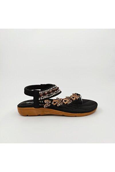 Guja Kadın Siyah Sandalet 150/9