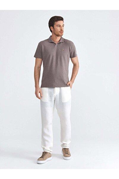 Xint Erkek Beyaz Slim Fit Pantolon