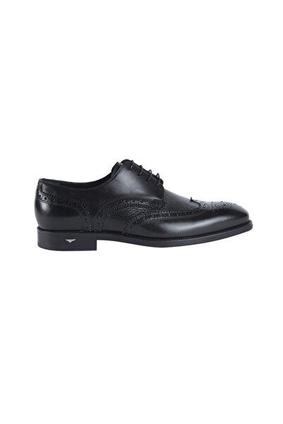 ALBERTO GUARDIANI Hakiki Deri Burattı Erkek Ayakkabı