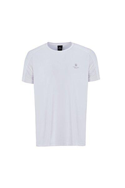 lumberjack Borıs T-shırt Beyaz Erkek T-shirt
