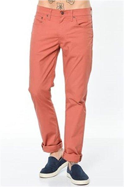 Levi's Erkek Kırmızı Slim Fit Jean 511