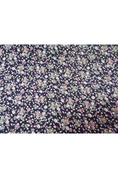Kaşmir Penkli Çiçek Baskılı Kumaş
