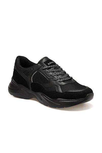 Kinetix Vuzgo Siyah Erkek Ayakkabı