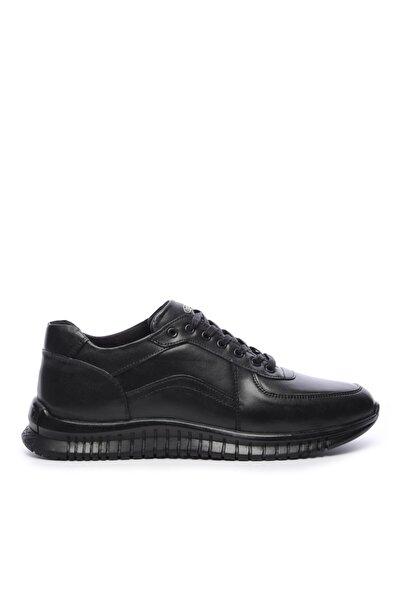 KEMAL TANCA Erkek Siyah  Derı Casual Ayakkabı 576 820