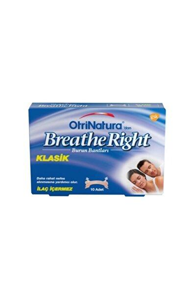 Breathe Right Burun Bandı Klasik Normal Boy 10'lu