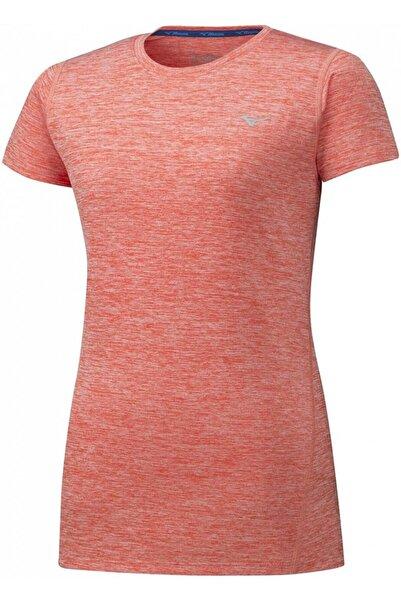 MIZUNO Kadın Pembe T-shirt