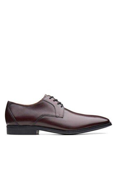 CLARKS Erkek Kahverengi Ayakkabı 26136238