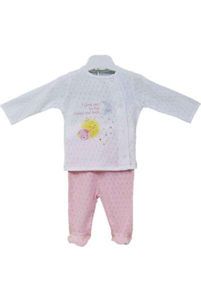 KitiKate S46465 Dreams Jakarlı Bebek Pijama Takımı
