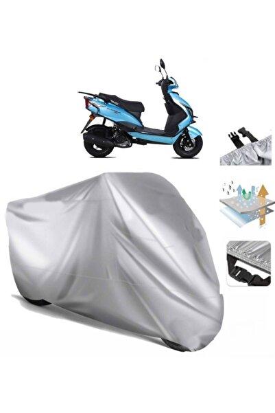 CoverPlus Rks Blazer 50 Xr Motosiklet Brandası Motor Branda (bağlantı Tokalı)