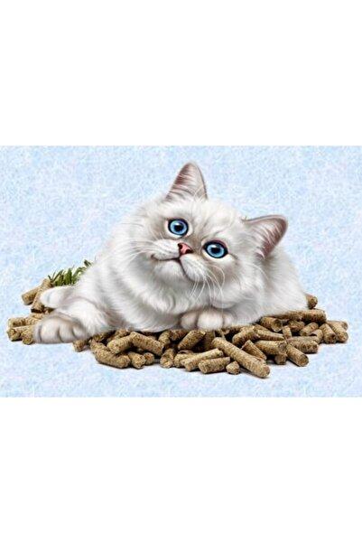 Happy Pet Kedi Kumu 10 Litre Doğal Çam Ve Kayın Pelet (pet33)