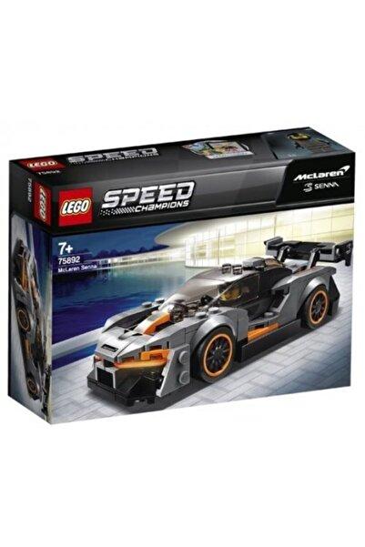 LEGO Speed Mclaren Senna