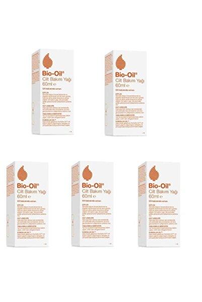 Bio-Oil Ciltteki Kuruluklara Karşı Bakım Yağı 60 ml - 5 Adet