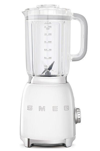 SMEG Beyaz 50's Style Blender Blf01wheu