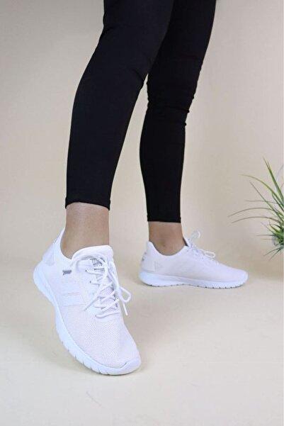 Jump Kadın Beyaz Spor Ayakkabı 24853