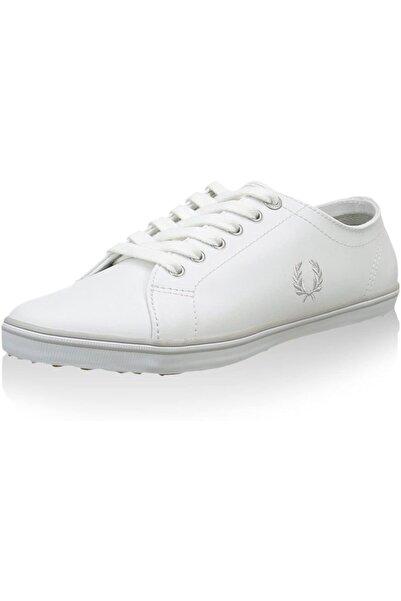 Fred Perry Erkek Beyaz Ayakkabı B6237w-183