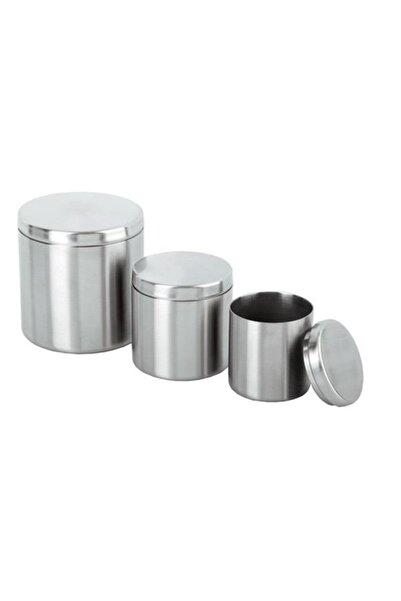 Narin Metal Kapalı Kavanoz No:1 A63001