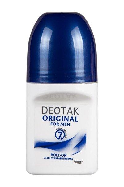 Deotak Erkekler Için Original Roll-on Deodorant For Men 35 Ml