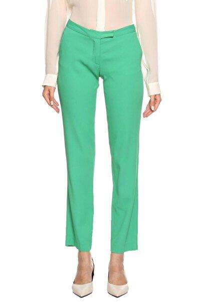 MSGM Kadın Yeşil Pantolon