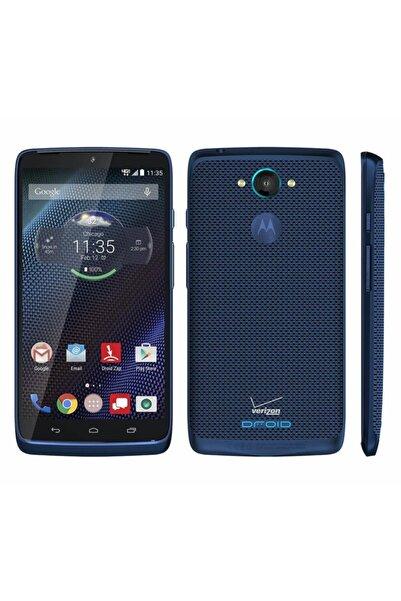 Motorola Droid Turbo G4 Plus 32 Gb 3 Gb Ram Mavi Snapdragon 805 Cep Telefonu
