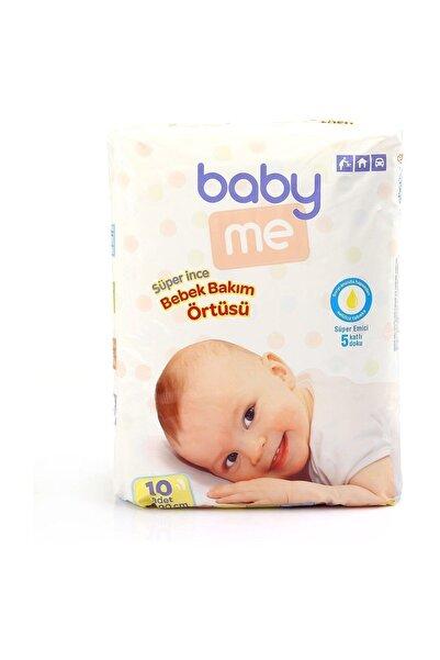 Baby&Me Süper Ince Alt Değiştirme Örtüsü 10 Adet 60x90 Bae-20029