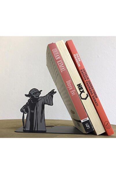 HEX Star Wars Yoda Kitap Tutucu/ Kitap Tutacağı / Bookend / Kitap Desteği / Kitap Durdurucu