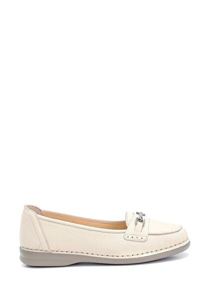 Derimod Kadın Toka Detaylı Loafer Ayakkabı