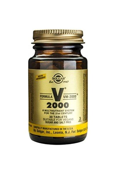 Solgar Formula Vm 2000 30 Tablet