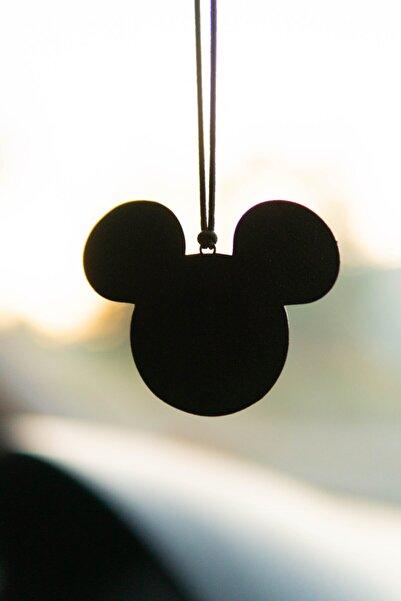 Oyunzu Araba Süsü Metal Mickey Mouse Dikiz Aynası Süsü