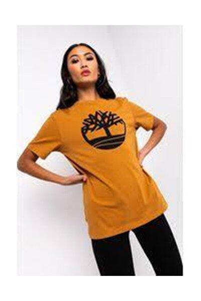 Timberland Kadın Regular Kesim T-shirt A2c2r1