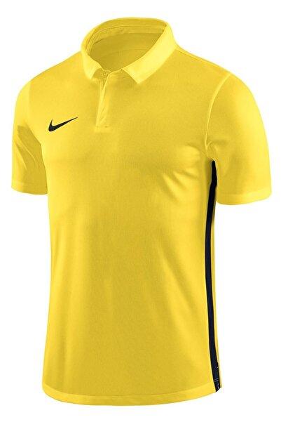 Nike Erkek Sarı Polo Yaka T-Shirt