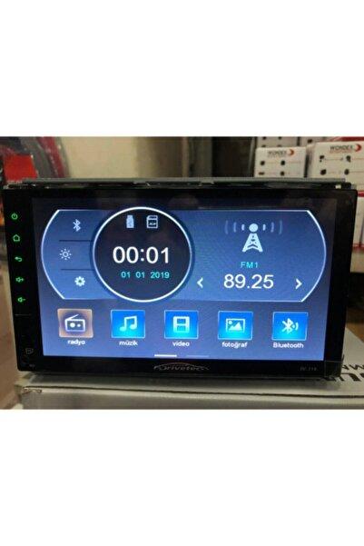 drivetec Dc-716 Usb/bluetooth/mirorrlink/sd Kkart 7ınc Double Teyp-tablet Ekranlı