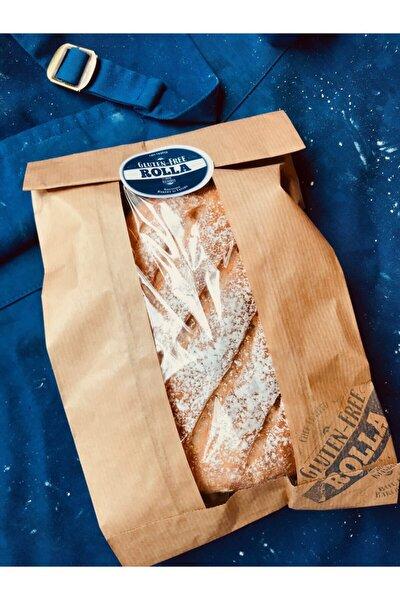 Rolla Gluten Free Laktozsuz Vegan Baton Beyaz Ekmek