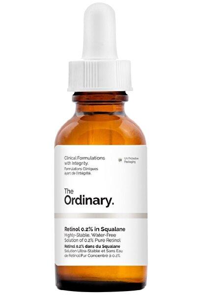 The Ordinary Retinol In Squalane 0,2% 30ml