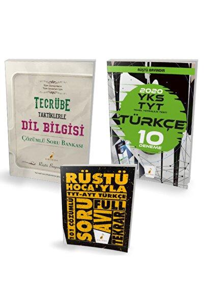 Pelikan Kitabevi Rüştü Hoca Dil Bilgisi Kampı Seti