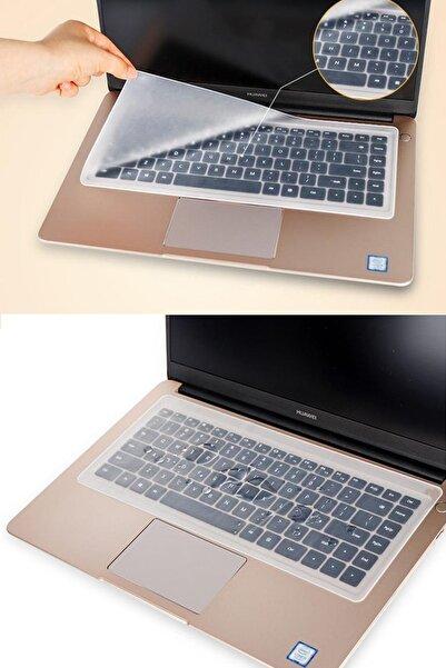 Selenica Notebook Laptop Klavye Koruyucu Silikon 15.6inç - 36cmx13cm