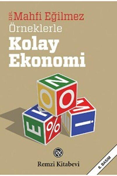 Remzi Kitabevi Örneklerle Kolay Ekonomi Mahfi Eğilmez