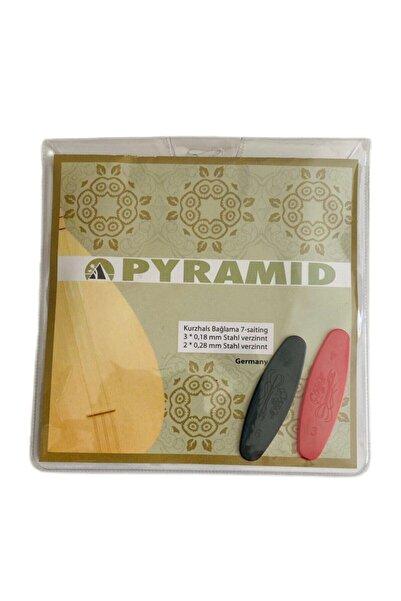 Pyramid 0,18 Kısa Sap Orjinal Profesyonel Saz Bağlama Teli