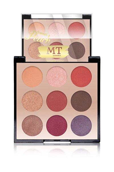 Makeuptime Kare Sweet Peach 9 lu Far Paleti 02