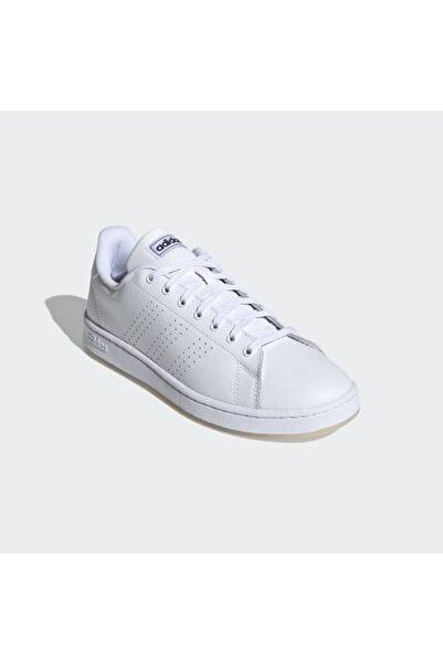 adidas Advantage Fy8801 Beyaz Spor Ayakkabı