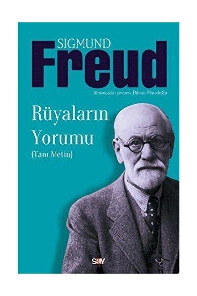 Say Yayınları Rüyaların Yorumu - Sigmund Freud 9786050203127